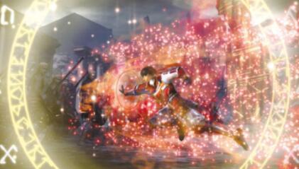烈焰私服游戏角色有取舍的动作要素