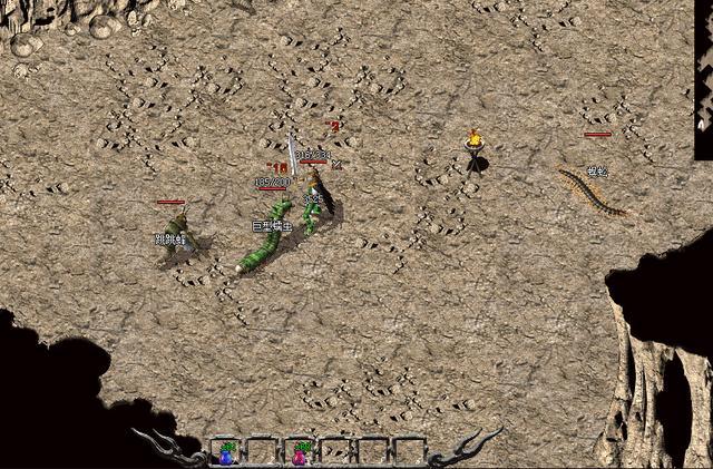 传奇游戏,在热血传奇1.70版本之前游戏里面发生的奇怪现象